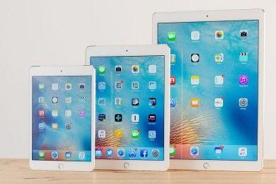 Apple podría presentar 3 nuevos modelos de iPad en 2017