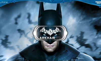 Así es Batman: Arkham VR, exclusivo para PlayStation VR 41