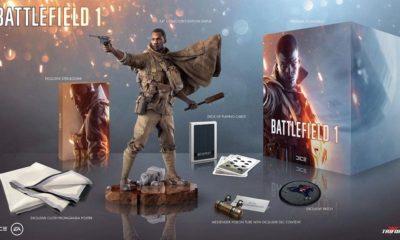 La edición de 130 dólares de Battlefield 1 viene sin el juego 88