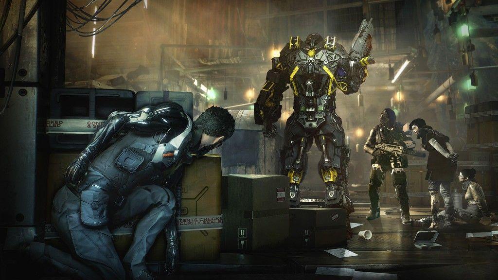 Deus Ex: Mankind Divided corre sin problemas en una GTX 770 29
