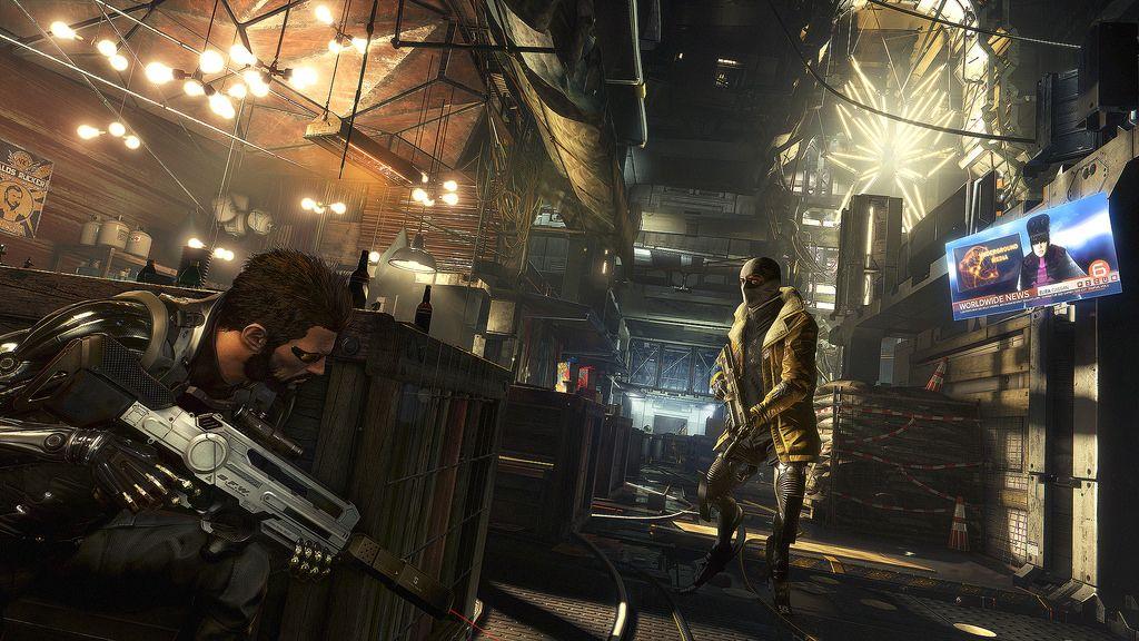 Requisitos definitivos de Deus Ex: Mankind Divided para PC 30