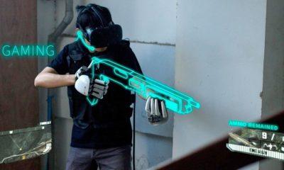 Toca y siente la realidad virtual con Dexmo, un exoesqueleto único 30