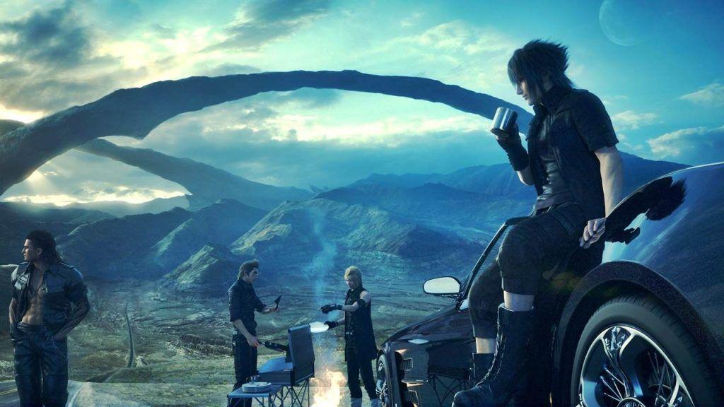 Así es la edición de 270 dólares de Final Fantasy XV 29