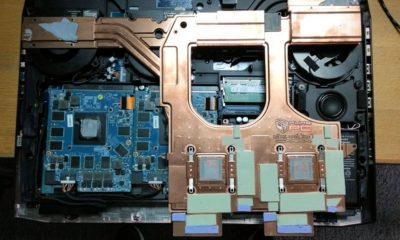 NVIDIA lanza las GeForce GTX 1000 Mobile, máxima potencia 36