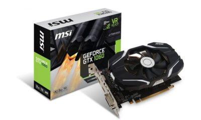 Nueva MSI GTX 1060 3GB OC V1 Mini ITX, Pascal reducido al mínimo 37