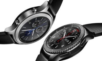 Samsung presenta nuevo smartwatch Gear S3 50