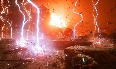 Gears of War 4 utiliza NVIDIA PhysX para las tormentas 56