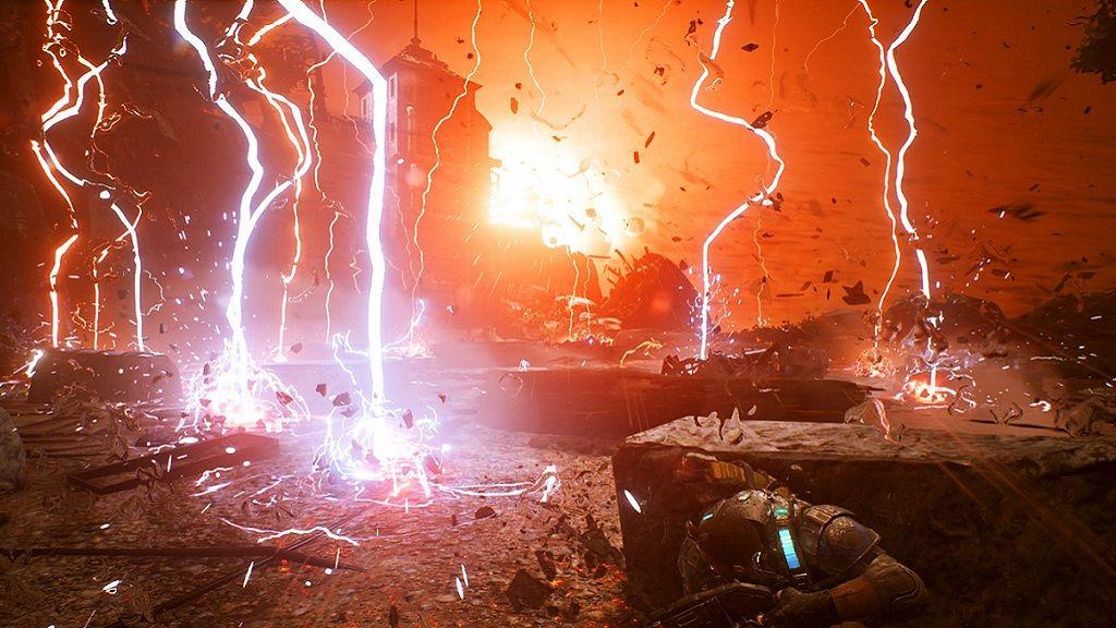 Gears of War 4 utiliza NVIDIA PhysX para las tormentas 29