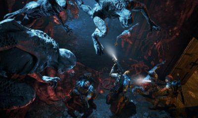 Nuevo vídeo de Gears of War 4, Marcus Phoenix y los DeeBee a escena 69