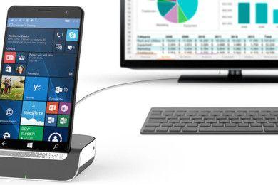 Ya puedes comprar el superphone con Windows 10, HP Elite x3