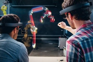 Microsoft abre la venta de HoloLens a particulares de forma limitada