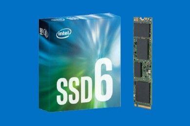 Nuevos Intel 600p, unidades SSD NVMe más económicas