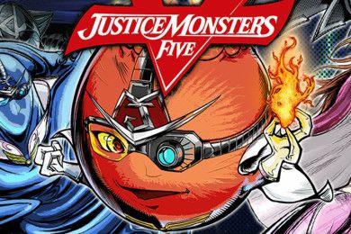 Ya puedes jugar al Justice Monsters Five, para móviles basado en FFXV