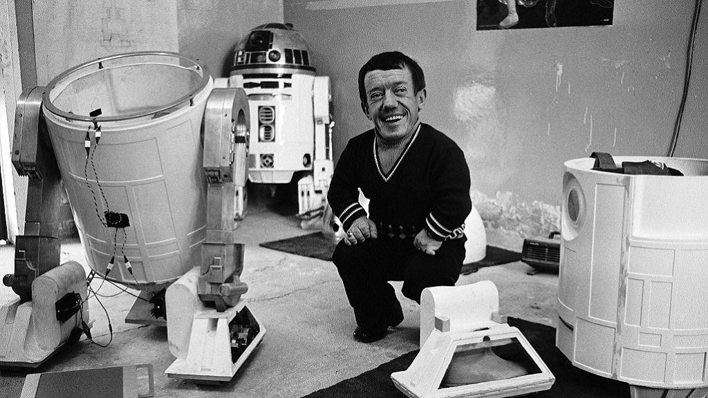Adiós a Kenny Baker, el actor que hizo de R2-D2 en Star Wars 29