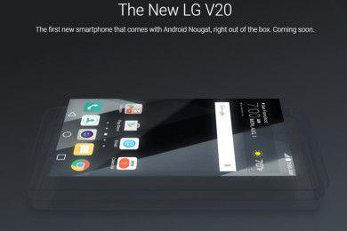 Google confirma que LG V20 será el primer móvil con Android N