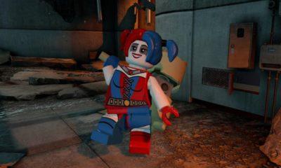 Suicide Squad versión Lego con efectos especiales 40