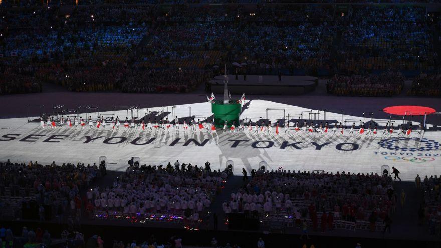 Mario Bros aparece en Río para dar paso a Tokio 2020 32