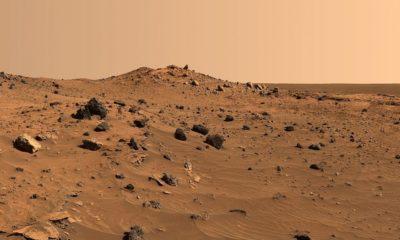 La NASA celebra los cuatro años del Curiosity en Marte 43