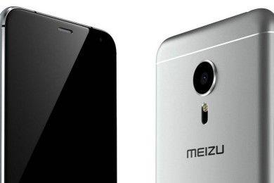 Meizu utiliza terminales Nokia E71 como invitación a un evento