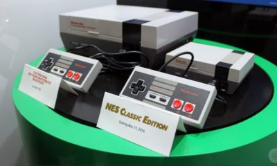 NES Mini tiene modos de visionado clásicos para emular pantallas CRT 67