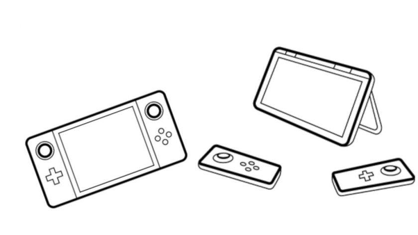Detalles de un prototipo de Nintendo NX, pantalla táctil de 6,2 pulgadas 29