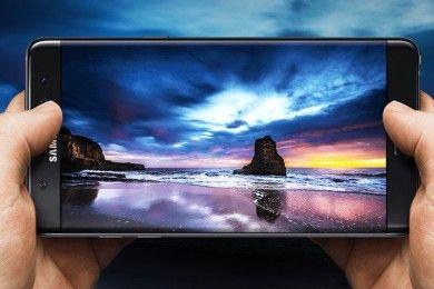Galaxy Note 7 tiene la mejor pantalla de la historia del móvil