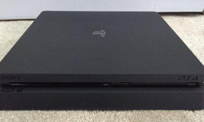 Por si tenías dudas aquí está la PS4 Slim funcionando en vídeo 62