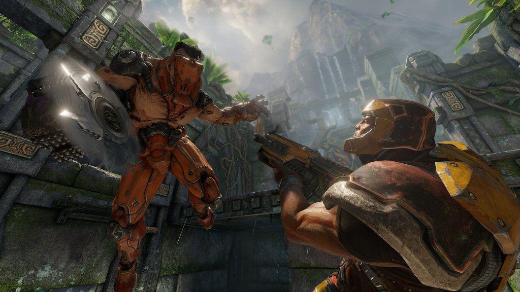 PS4 y Xbox One no tienen potencia suficiente para Quake Champions 29