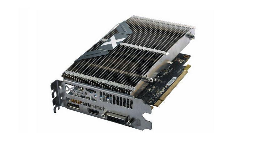 XFX anuncia una RX 460 con disipación pasiva y bajo consumo 28