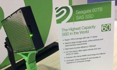 SSD Seagate 60 TB
