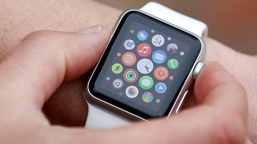 Se planteó poner los sensores del Apple Watch en la pulsera