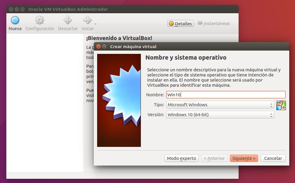 Anniversary Update en Linux