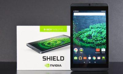 NVIDIA habría cancelado a la sucesora de su tablet Shield K1 43