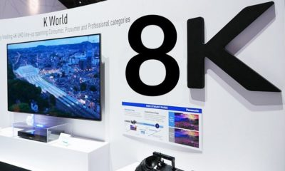 La televisión japonesa empieza las pruebas para emitir a 8K 83