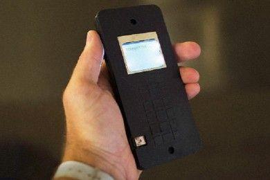 El MIT consigue un teléfono que se monta por sí mismo