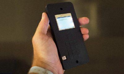 El MIT consigue un teléfono que se monta por sí mismo 70
