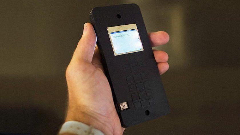 El MIT consigue un teléfono que se monta por sí mismo 28
