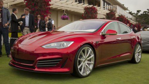 Tesla mejora baterías y convierte al Model S en el más rápido del mundo