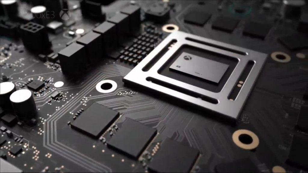 Xbox Scorpio también sería retrocompatible con Xbox 360 29