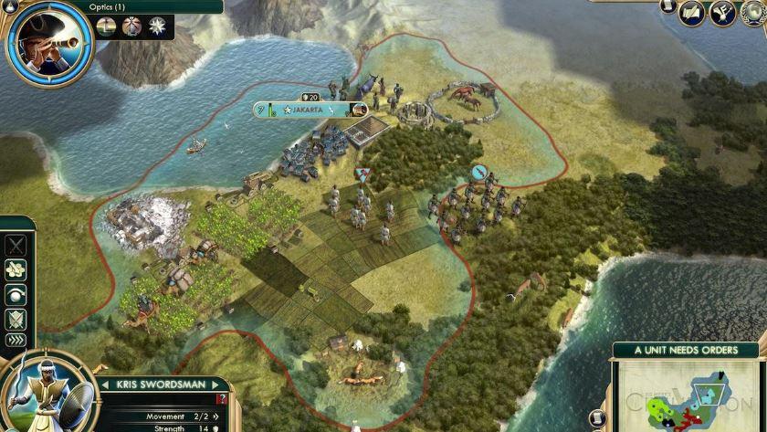 Civilization se convertirá en el mejor profesor de Historia 29
