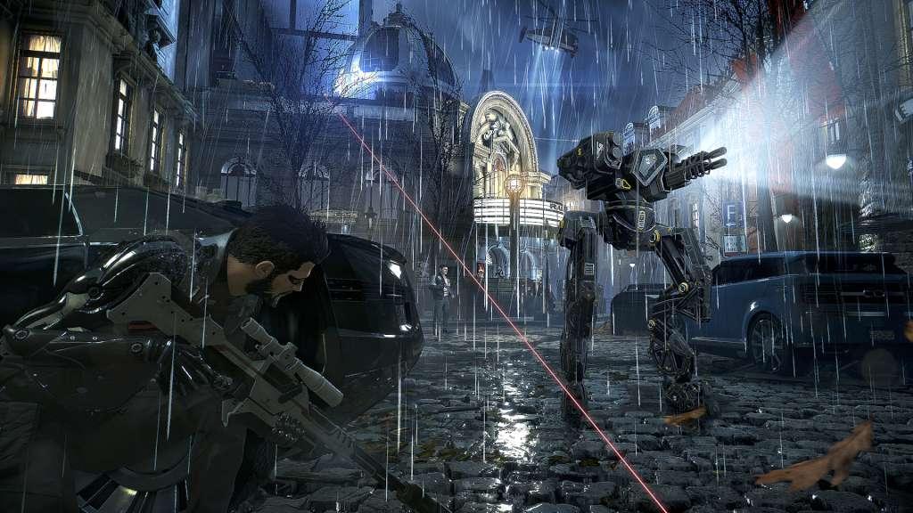 Deus Ex: Mankind Divided, otro port con un rendimiento terrible 29