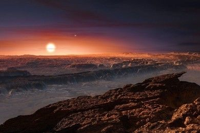 Descubren un exoplaneta parecido a la Tierra que sería habitable