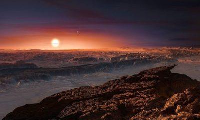 Descubren un exoplaneta parecido a la Tierra que sería habitable 47