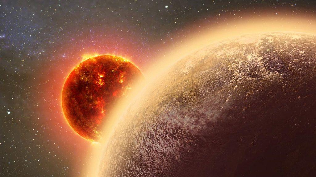 Identificado exoplaneta rocoso con atmósfera rica en oxígeno 30