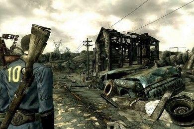 fallout 3 portada