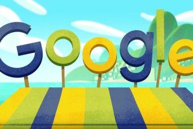 Google te invita a participar en los FrutiJuegos de Doodle 2016