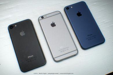 Las bajas ventas del iPhone afectan a la cadena de suministros
