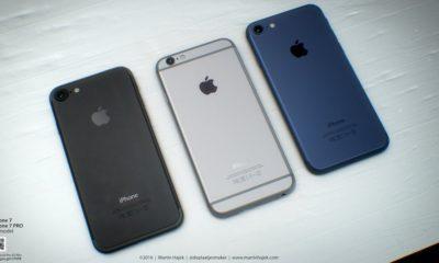 Las bajas ventas del iPhone afectan a la cadena de suministros 91
