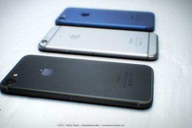 El iPhone 7 tendría un nuevo botón de inicio, adiós al jack de 3,5 mm