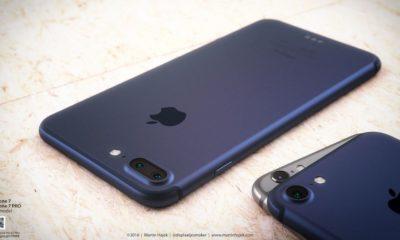 Estas serían las especificaciones de los iPhone 7 y iPhone 7 Plus 94